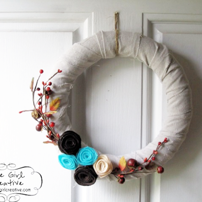 The 30 Minute Wreath