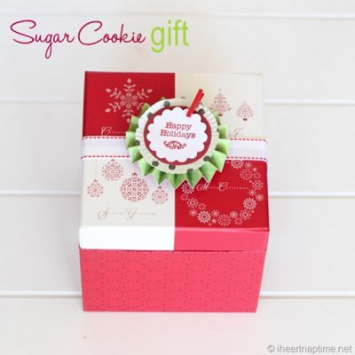 Sugar Cookie Gift Idea