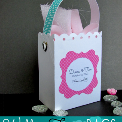 Wedding Favors on a Budget