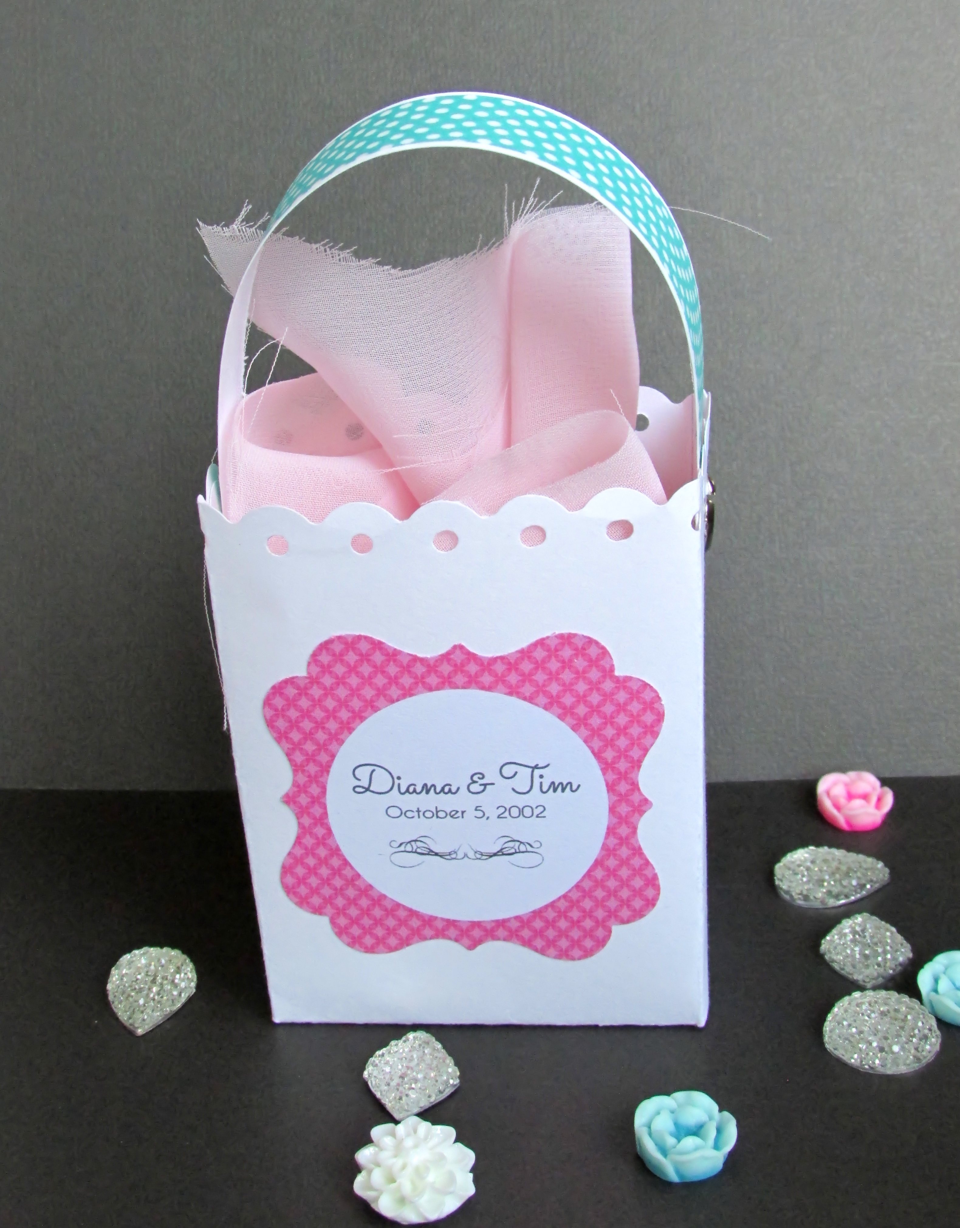 Wedding Favors on a Budget - Project Inspire