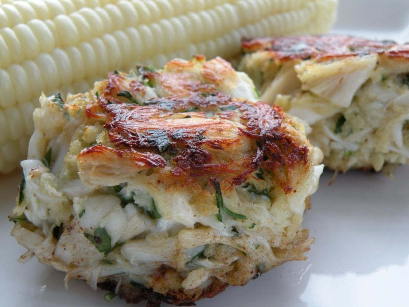 Easy Crab Cake Recipe With Canned Crab