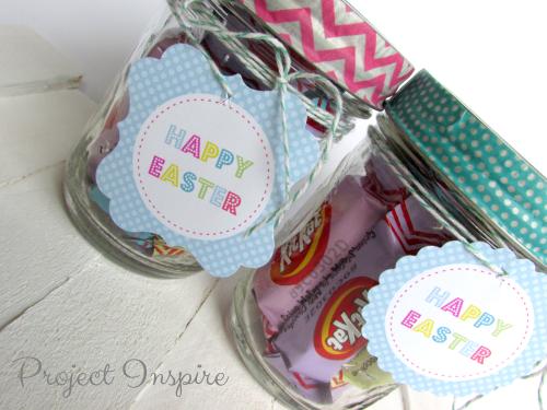 Free Easter Printables - Labels