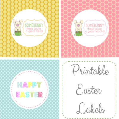 Free Printable Friday: Free Easter Printables