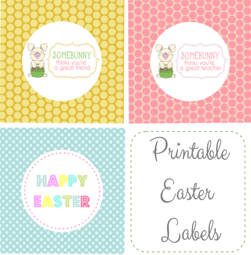 Free easter printables negle