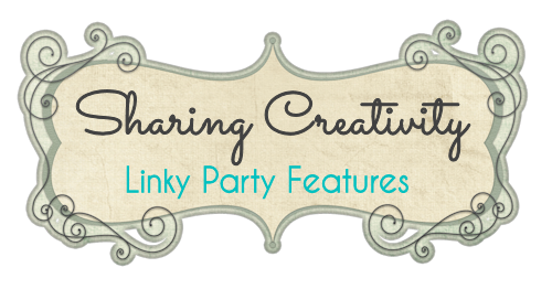 Sharing Creativity Linky Party Features