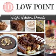 10 Low Point Weight Watchers Desserts