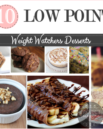 Low Point WW Desserts
