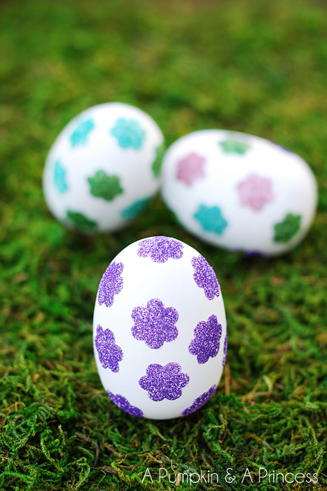 easter eggs-flowerglitter