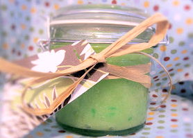 Green Apple Sugar Scrub