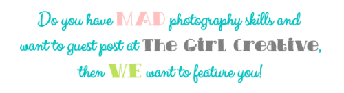 Guest Post at The Girl Creative