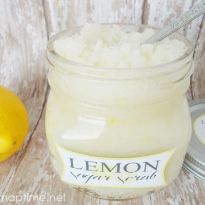 15 Homemade Sugar Scrub Recipes