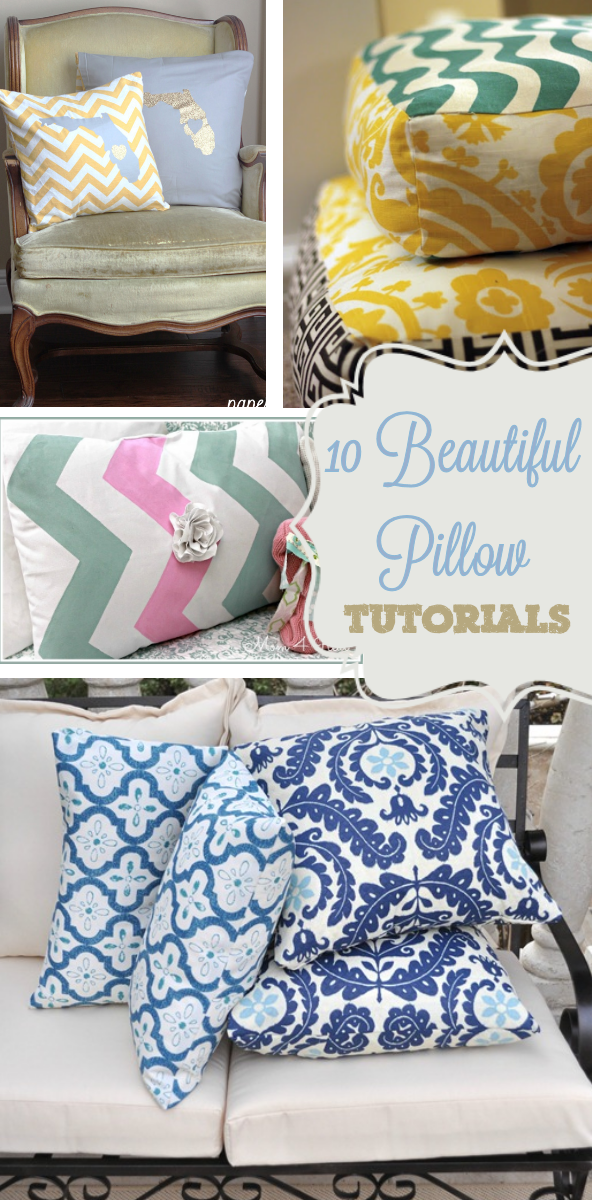 Pillow Tutorials