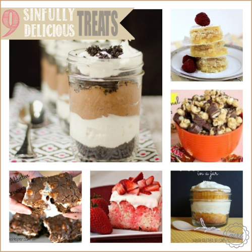 Sinfully Delicious Treats