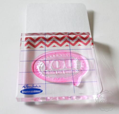 Handstamped Cards