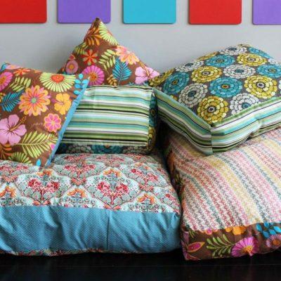 10 Beautiful DIY Pillow Tutorials
