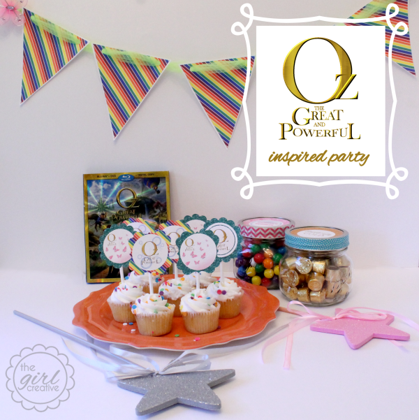 Oz the Great and Powerful Party