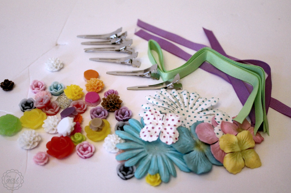 Hair Clip Supplies