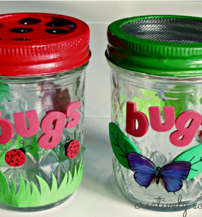 Lightening Bug Jars