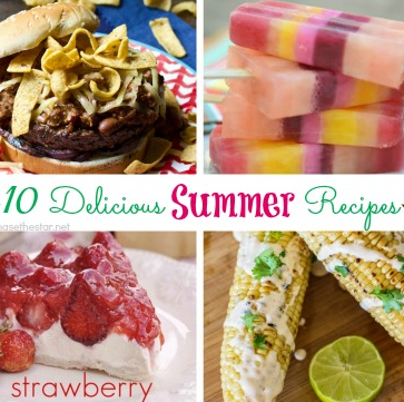 10 Delicious Summer Recipes