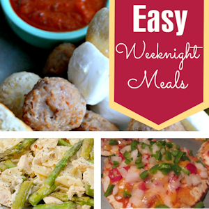 15 Easy Weeknight Meals