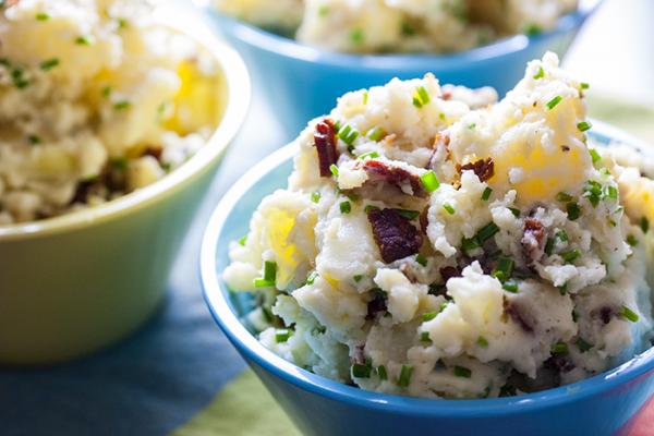 goaat cheese potato salad