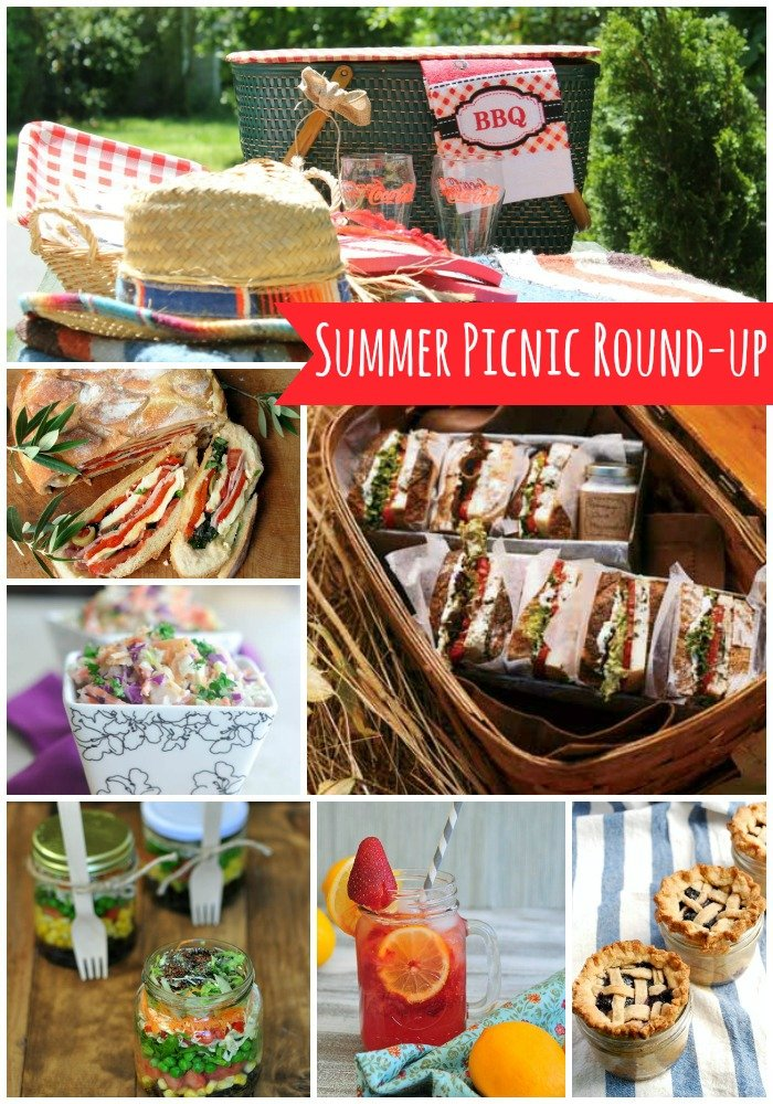 Fun Picnic Ideas Page 2 Of 2 The Girl Creative