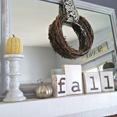 9 Fantastic Ideas to Decorate for Fall!