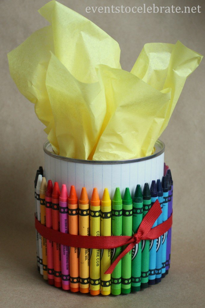Homemade gift ideas the girl creative for Creative handmade ideas for gifts