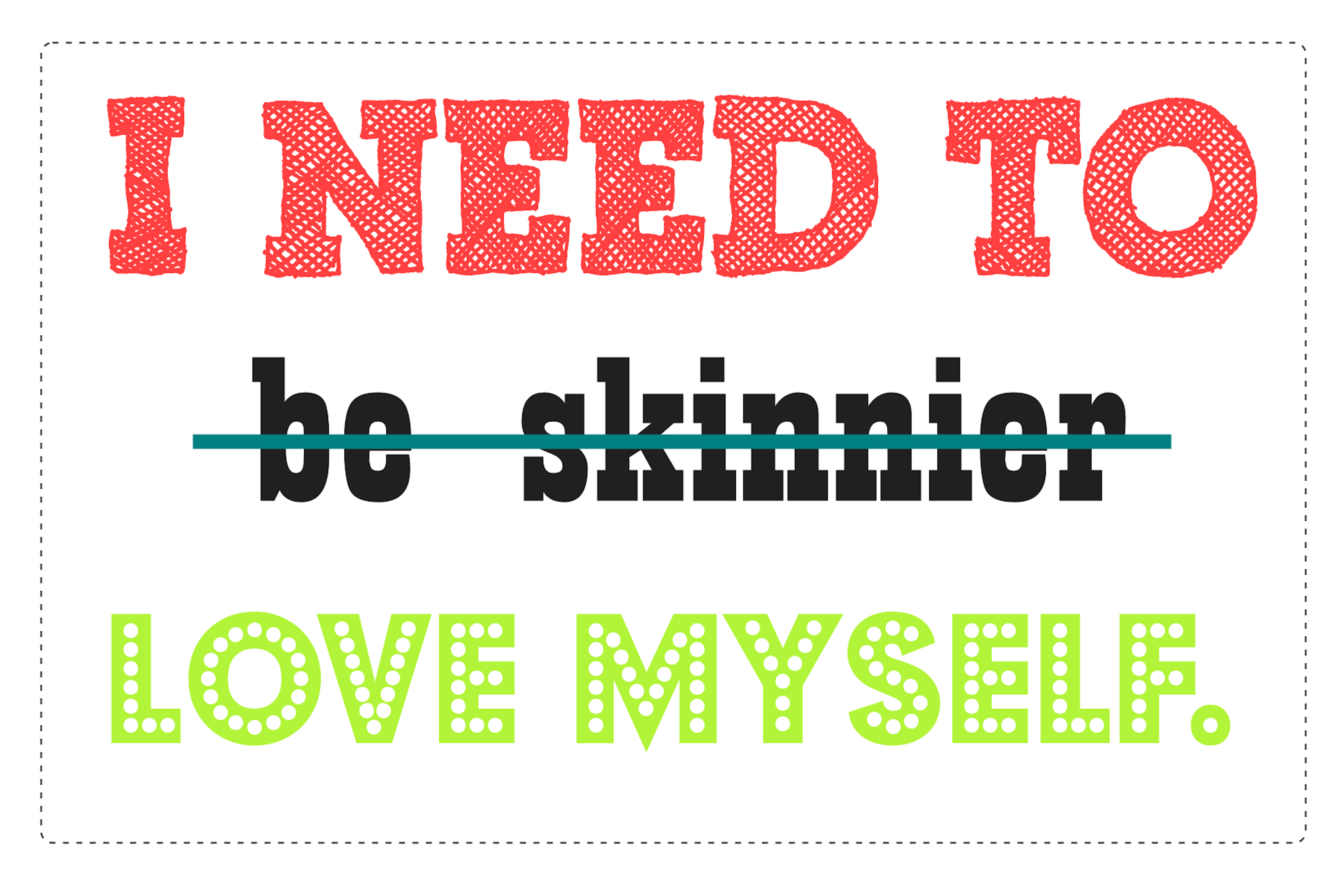 31 Days: Weight Loss Motivation Printables {Day 3}