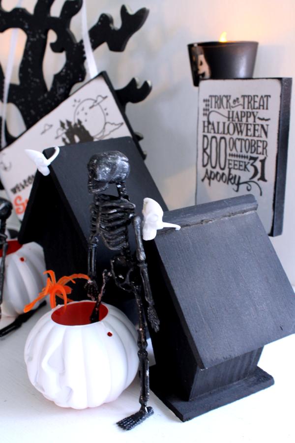 Halloween Village