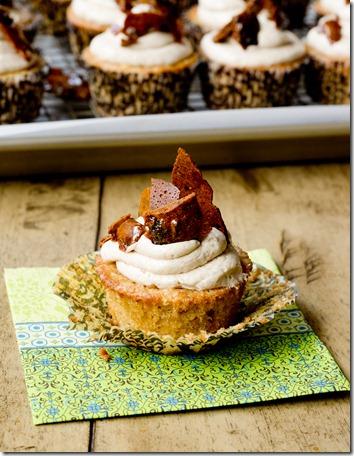 brown sugar cupcakes