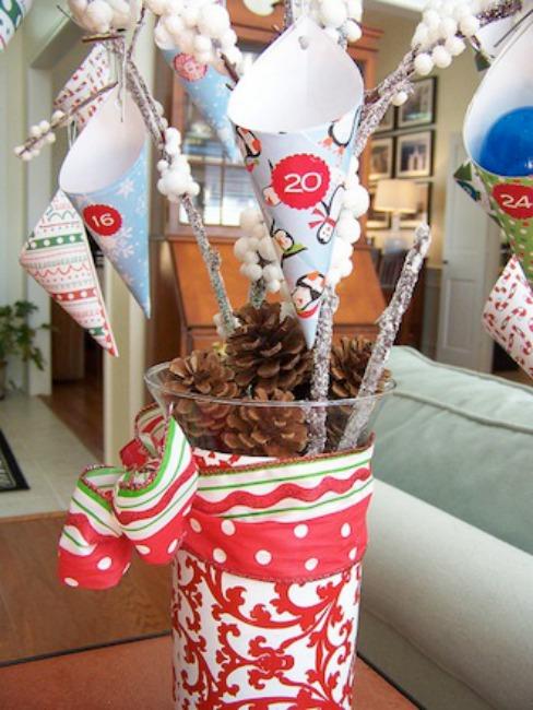 paper cone advent