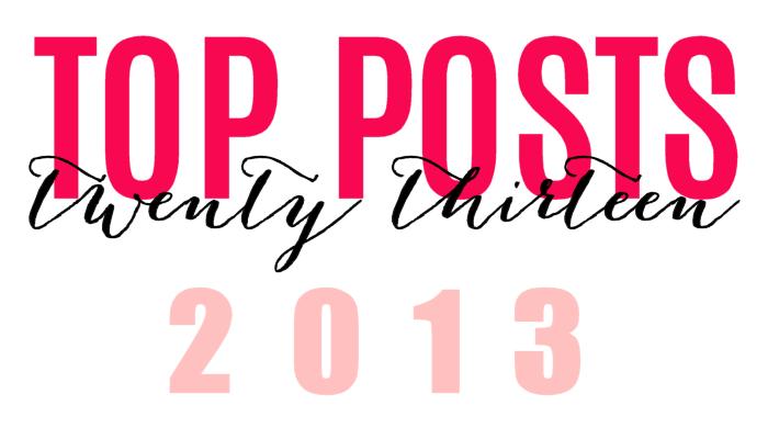 top-posts-2013