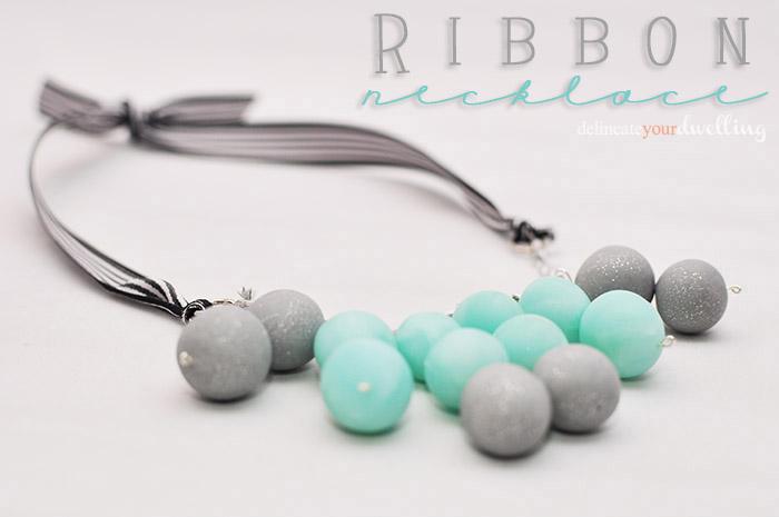 6 ribbon necklace-b