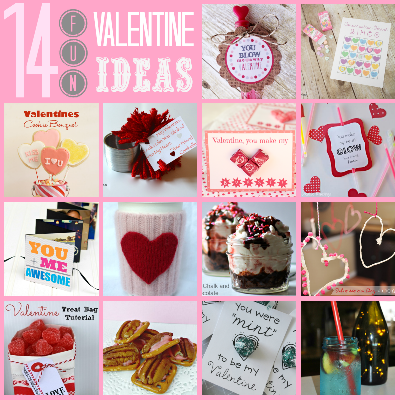 14 Fun Valentine Ideas
