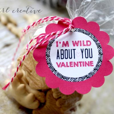 Preschool Valentines + Free Printable