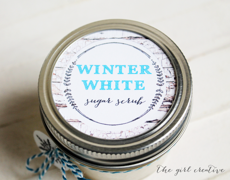Winter White Sugar Scrub3