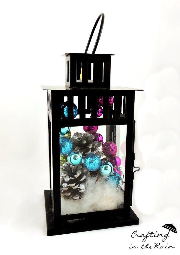 lantern-christmas-centerpiece
