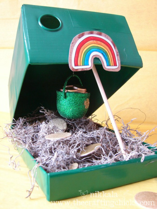 trap for leprechaun