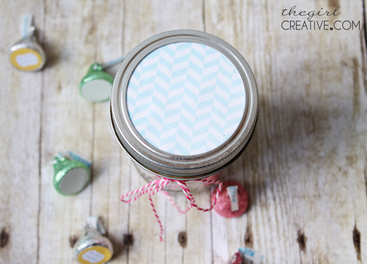 Printable Hershey Kiss Labels for Easter