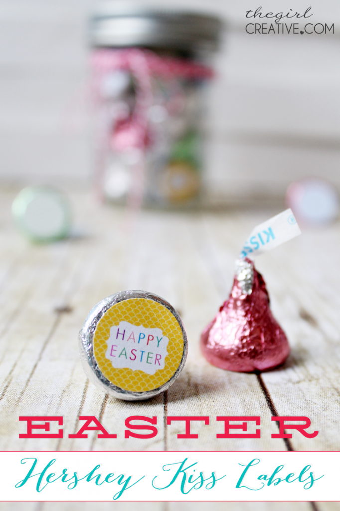 Easter-Hershey-Kiss-Labels