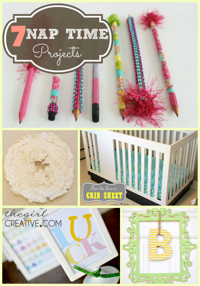 Nap Time Projects