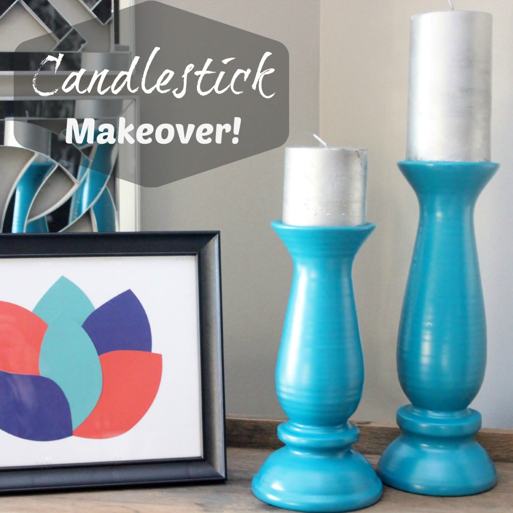 candlestick makeover