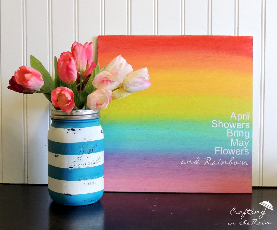 rainbow-painted-sign