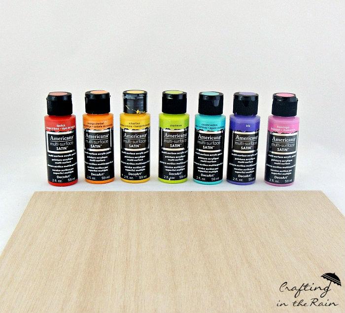 rainbow-painting