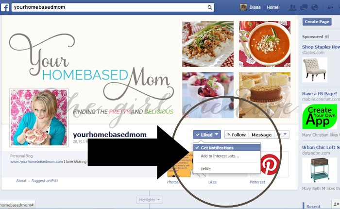 Facebook Tips for Bloggers