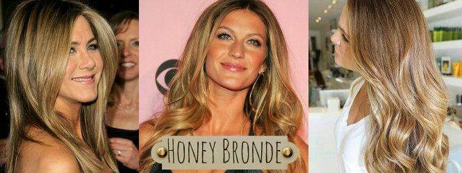 Honey-Bronde