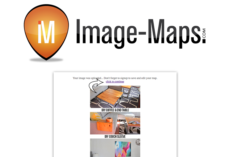How to Image Map   Home Coming for thegirlcreative.com
