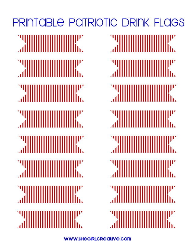Patriotic Drink Flags - Stripes-Fullsheet-small