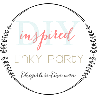 DIY Inspired Link Party
